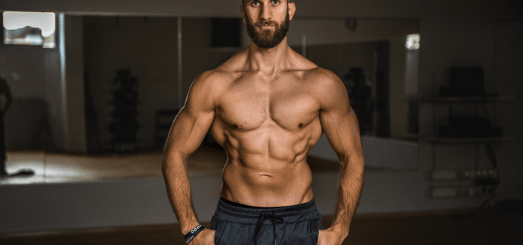 Muskelaufbau – Tipps ab 30