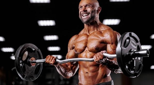 Drop-Sets: Muskel- und Kraftaufbau!