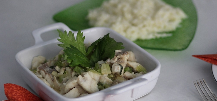 Asiatischer Fisch