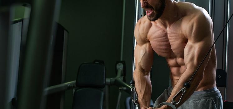 Intensitätstechniken für mehr Muskelaufbau: Die Super-Slow Methode!