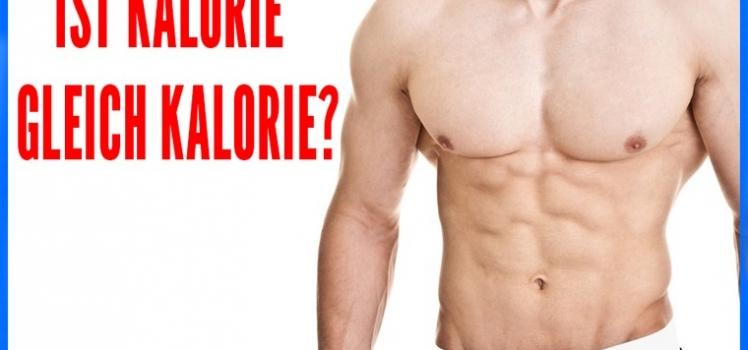 Ist Kalorie gleich Kalorie?