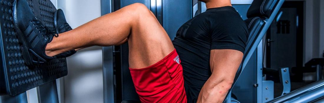 Meine Top 3 Übungen für muskulöse Beine