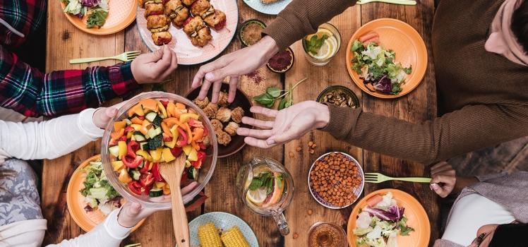 Meine Top 3 Regeln für die Außer-Haus-Ernährung!