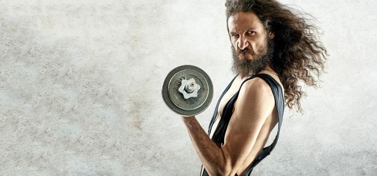 Kein Muskelaufbau trotz hartem Training