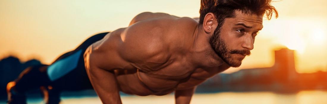 Muskelaufbau und das Training mit dem eigenen Körpergewicht!?