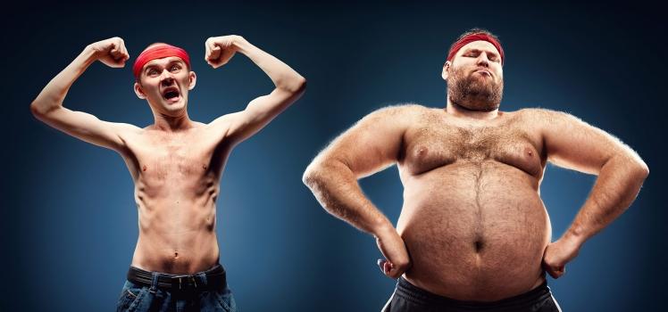 Muskelaufbau und gleichzeitig Fett verbrennen – ist das möglich?