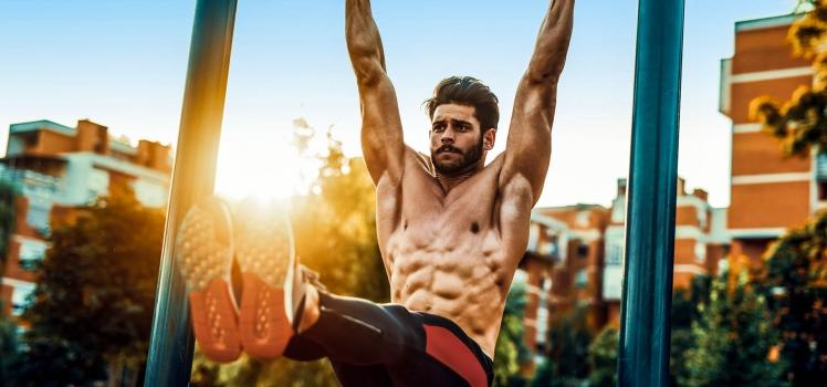 Training mit dem eigenen Körpergewicht – Vor- und Nachteile!