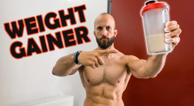 Dein eigener Weight Gainer für noch mehr Masse!