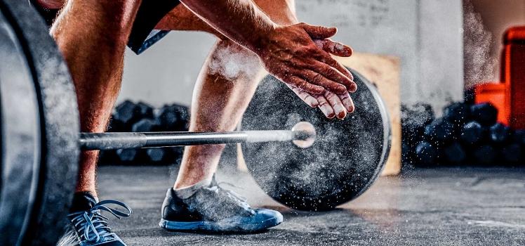 Setze das richtige Ziel für den Muskelaufbau!